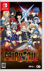 Nintendo Switch NS 魔導少年 中文版 NS FAIRY TAIL  (Pre-Order)
