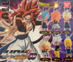 Dragon Ball Super UDM Burst 39 Character Keychain 6 Pieces Set (In-stock)