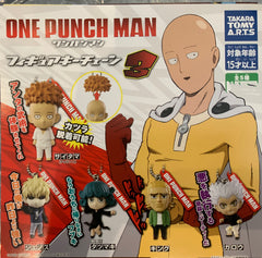 One Punch Man Mini Figure Keychain Vol.3 5 Pieces Set (In-stock)