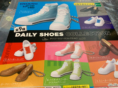 Daily Shoes Collection Keychain 9 Pieces Set (In-stock)
