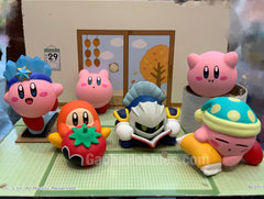 Putitto Hoshi no Kirby Cup Hanger Figure 6 Pieces Set (In-stock)