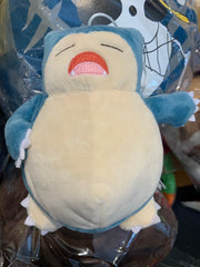 Pokemon I Love Kabigon Snorlax Type C Small Plush Keychain (In-stock)