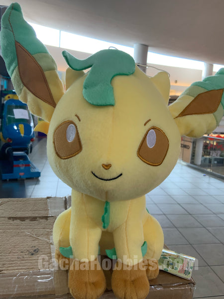 Pokemon Leafeon Plush (In Stock)