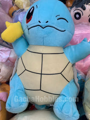 Pokemon Squirtle with Yellow Biscuit Plush (In-stock)