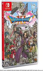 NS Nintendo Switch 勇者鬥惡龍 XI S 尋覓逝去的時光 終極版 中文版  NS Dragon Quest XI S: Echoes of an Elusive Age Definitive Edition (Pre-Order)