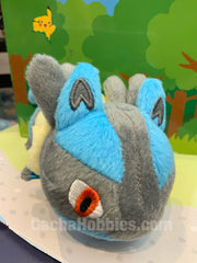 Pokemon Lucario Palm Friends Series Plush (In-stock)