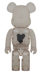 Be@rbrick Emotionally Unavailable Black Heart 1000% Limited (Pre-order)
