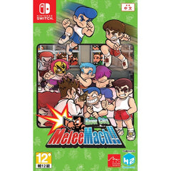 NS Nintendo Switch RIVER CITY MELEE MACH 中文版 (Pre-order)