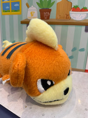 Pokemon Growlithe Palm Friends Series Plush (In-stock)