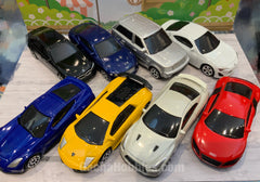 Gashapon World Luxury Car Collection 8 Pieces Set (In-stock)