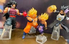 Dragon Ball Battle Vol.11 Figure 4 Pieces Set (In-stock)