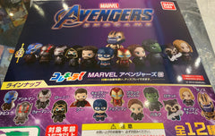 Colle Chara Marvel Avengers End Game Figure 12 Pieces Set (In-stock)
