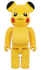 BE@RBRICK Pikachu Ver. 100% & 400% Limited (Pre-Order)
