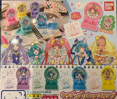 Precure Colorful Stamp 5 Pieces Set (In-stock)