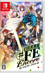 Nintendo Switch NS 幻影異聞録♯FE Encore 中文版 Tokyo Mirage Sessions ♯FE Encore Japanese Ver. (PRE-Order)
