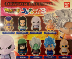 Dragon Ball Super 3 Character Figure 8 Pieces Set (In-stock)
