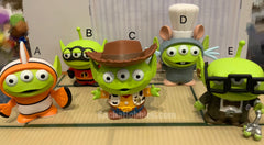 Gashapon Toy Story Aliens Pixar Special Set (In Stock)