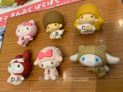 Gashapon Sanrio Phone Cable Protector Set (In Stock)