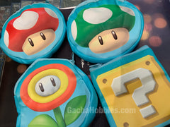 Super Mario Bros Characters Coin Bag 4 Pieces Set (In-stock)