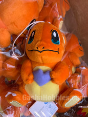 Pokemon Charmander with Purple Heart Plush (In-stock)