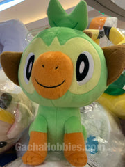 Pokemon Sword and Shield Grookey Medium Plush (In-stock)