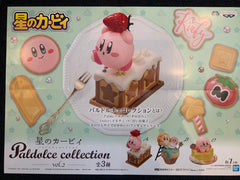 Paldolce Collection Kirby Figure Vol.2 3 Pieces Set (In-stock)