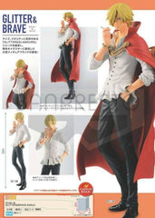 One Piece Glitter & Brave Sanji 26cm (In Stock)