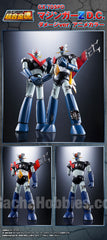 Soul of Chogokin GX-70SPD Mazinger Z D. C. Damage Ver. Anime Color Limited (Pre-order)