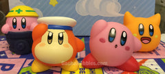 Takara Tomy Kirby Soft Vinyl Figure 03 4 Pieces Set (In-stock) (In-stock)