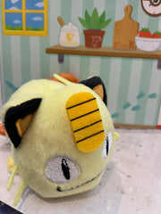 Pokemon Meowth Palm Friends Series Plush (In-stock)