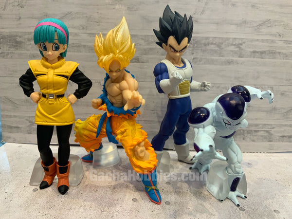 Dragon Ball Super High Grade Figure Serie 03 4 Pieces Set (In-stock)