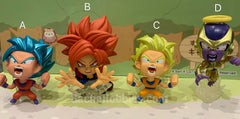 Gashapon Dragonball Super Mini Figure Collection (In Stock)