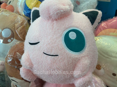 Pokemon Furry Jigglypuff Wink Medium Plush (In-stock)