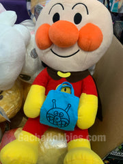 Anpanman with Shopping Bag Plush (In-stock)