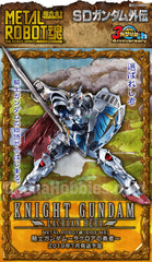 METAL ROBOT Tamashii  <SIDE MS>Knight Gundam ~ Lacroix's Hero ~ Limited (Pre-Order)