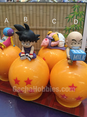 Gashapon Dragonball (In Stock)