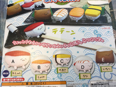 Gashapon Sushi Squishy Set (In-stock)
