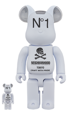 BE@RBRICK NEIGHBORHOOD 100% & 400% Limited (Pre-order)
