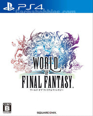 PS4 / PSVita World of Final Fantasy (Pre-order)