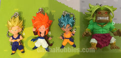 UDM Dragonball Figure Keychain Set Vol. 04 4 Pieces (In-stock)
