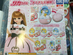 Gashapon Licca's Fantastic Room Set (In Stock)