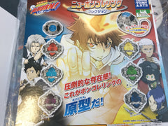 Gashapon Hitman Reborn Original Vongola Ring Set (In Stock)
