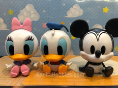 Gashapon Disney Donald Duck and Mickey 3 Piece Set (In-stock)