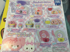 Gashapon Bonbon Ribbon Sweets Set (In Stock)