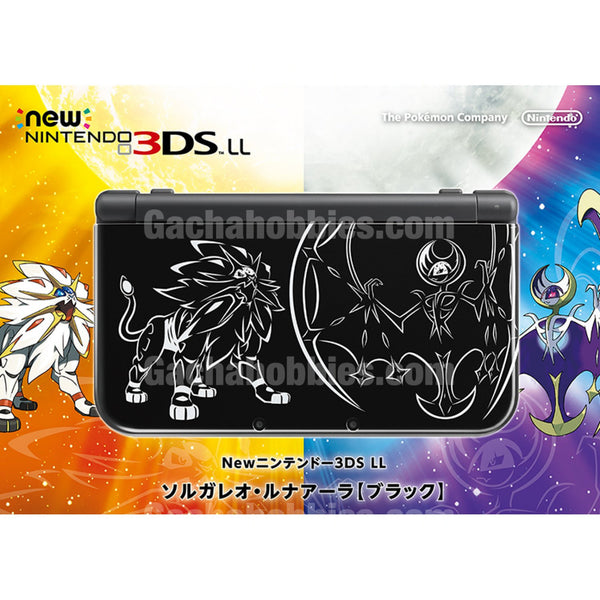 New 3DS LL Solgaleo Lunaala Version. Limited (Pre-Order)