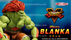 S.H.Figuarts Street Fighter Blanka Figure Limited (Pre-Order)