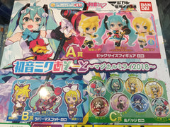Hatsune Miku Vocaloid Series Character Pin Set (In Stock)