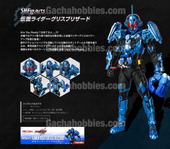 S.H.Figuarts Kamen Rider Build Grease Blizzard Figure Limited (Pre-Order)