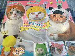 Suitable Hat for Cats 6 Pieces Set (In-stock)