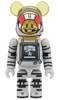 BE@RBRICK BILLIONAIRE BOYS CLUB × NEIGHBORHOOD 100% & 400% (Pre-order)